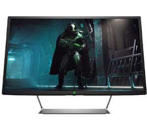 HP Pavilion 32-inch Gaming QHD Monitor
