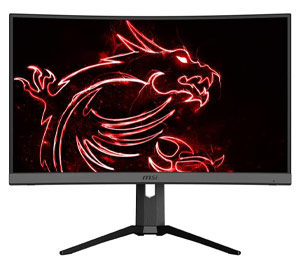 MSI 27-inch Curved Gaming Monitor